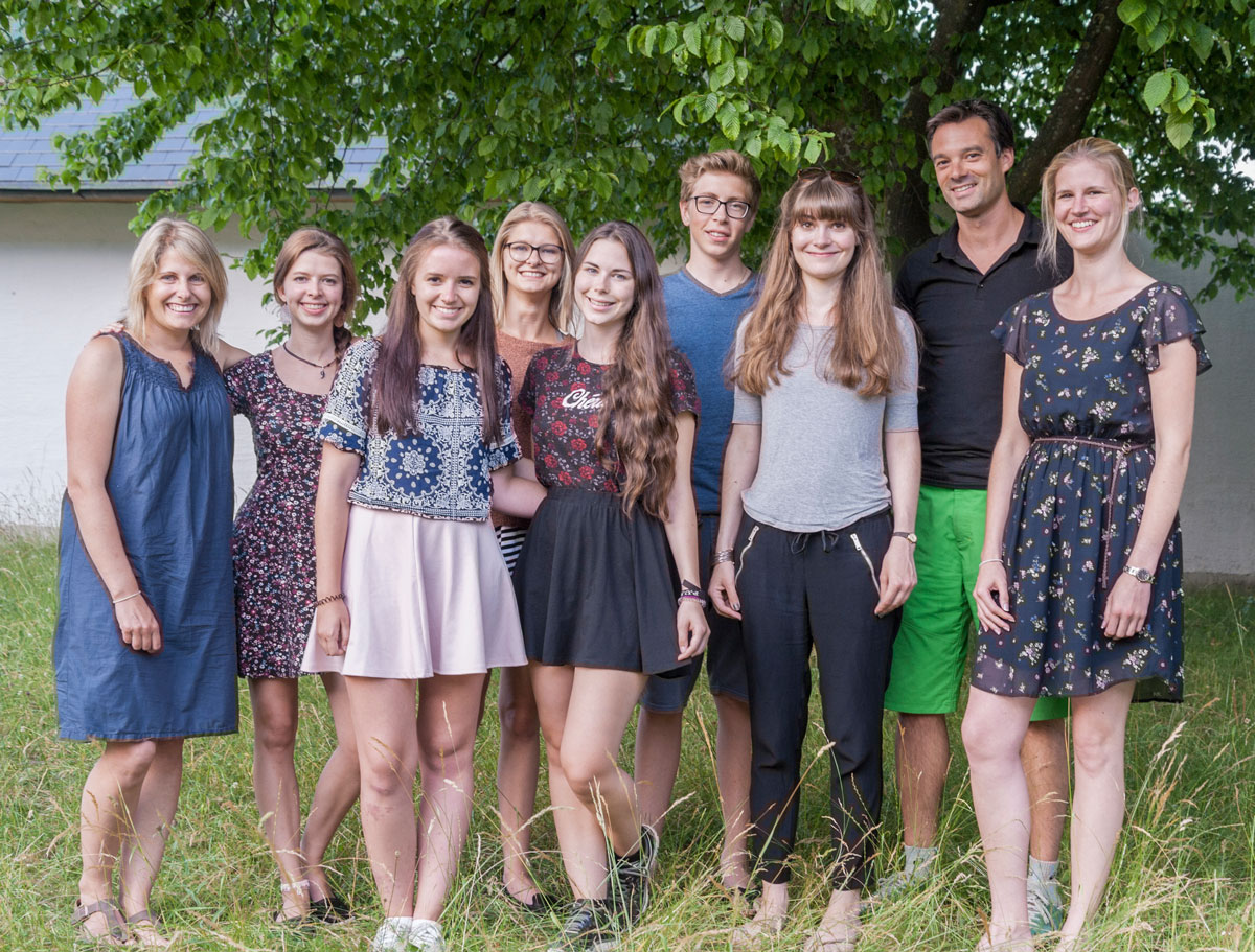 Gruppenbild Jugendausschuss