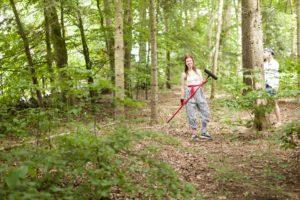 Wald Geländespiel