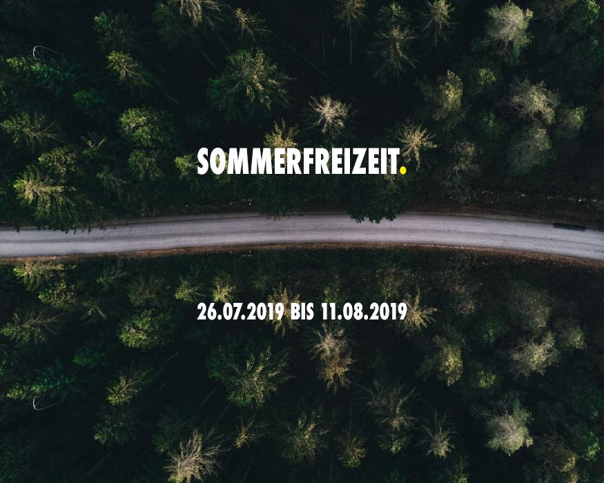Sommerfreizeit